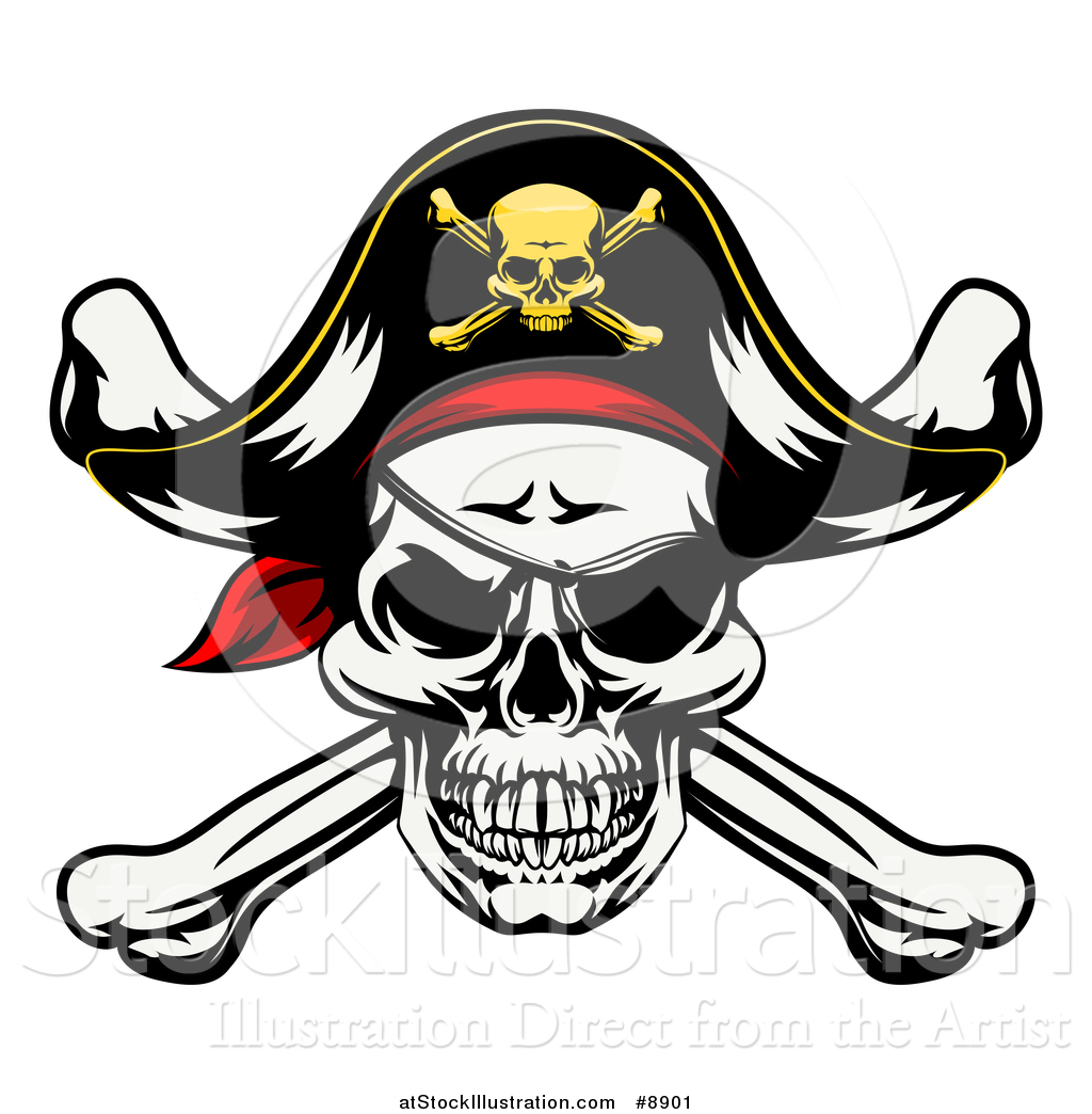 Pirate Skull And Crossbones Images