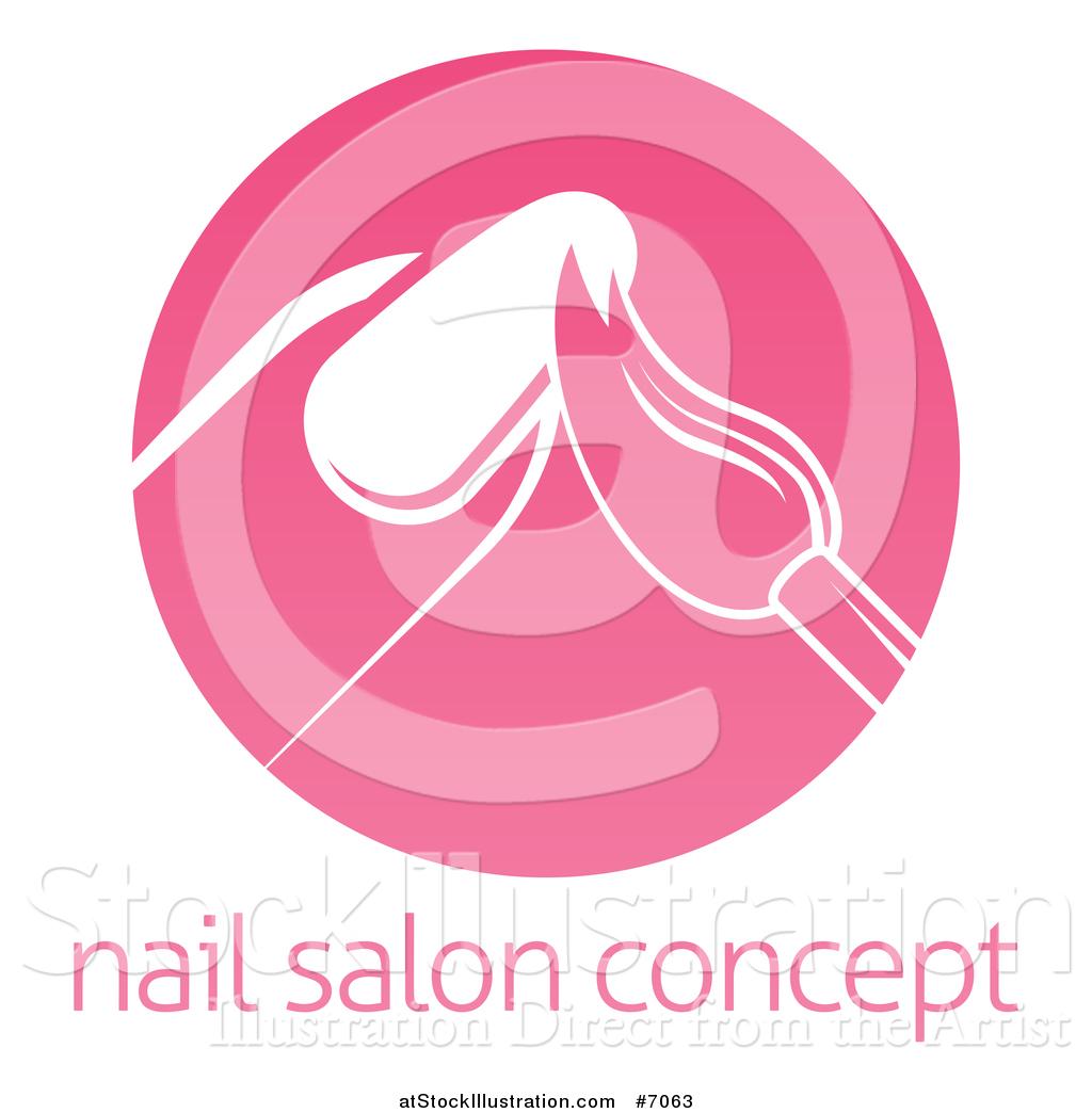 image gallery manicure logo