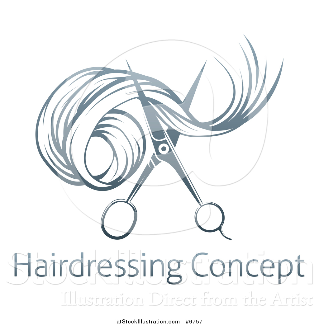 Royalty Free Haircut Illustrations
