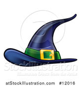Vector Illustration of a Witch Hat by AtStockIllustration