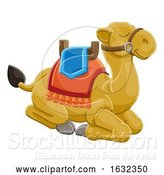Vector Illustration of Camel Animal Character by AtStockIllustration