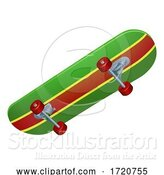 Vector Illustration of Skateboard Graphic Illustration by AtStockIllustration