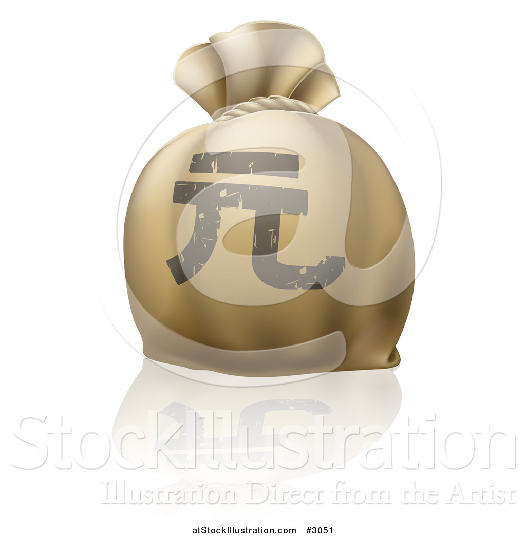 Vector illustration of a money bag sack with a chinese yuan vector illustration of a money bag sack with a chinese yuan renminbi currency symbol biocorpaavc Gallery